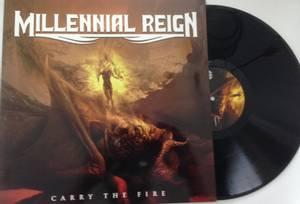 Bilde av MILLENNIAL REIGN: Carry The Fire (LP)