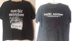 Bilde av NORDIC MISSION: Est. 97 (t-shirt)