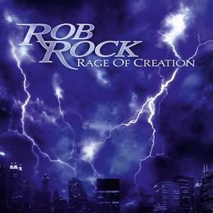 Bilde av ROB ROCK: Rage Of Creation (LP)