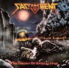 SACRAMENT: Testimony Of Apocalypse (re-release)