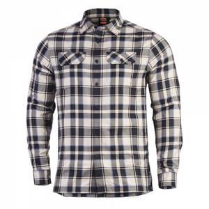 Bilde av Pentagon Drifter flanellskjorte - Hvit