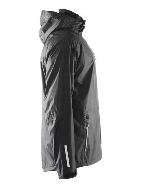 Craft - Aqua Rain Jacket, Dame, Sort