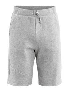 Bilde av Craft - District Sweat Shorts, Herre, Grey Melange