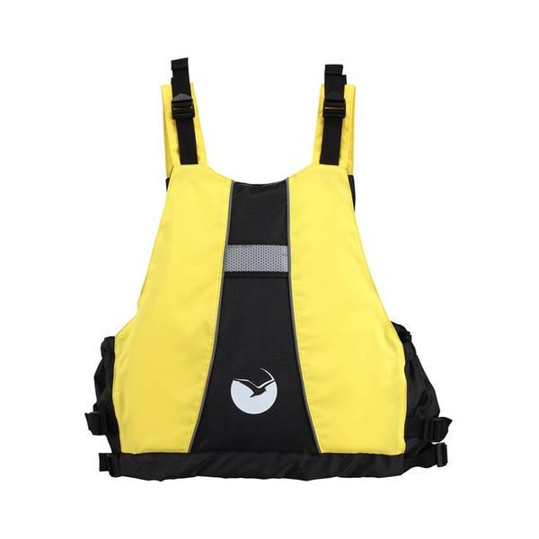 Seabird Pro PFD - Flytevest, Gul (2XL 90kg+)