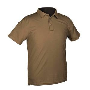Bilde av Taktisk kortermet poloskjorte, Herre, Oliven