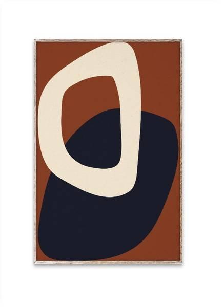 Bilde av Solid shapes 02 - 30 x 40 cm