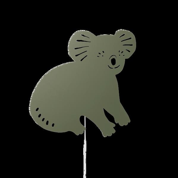 Bilde av Koala Lamp - Dark Oliven