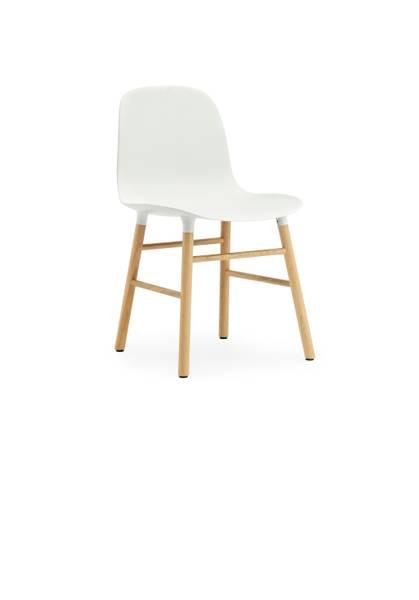 Bilde av Form Chair Oak - White