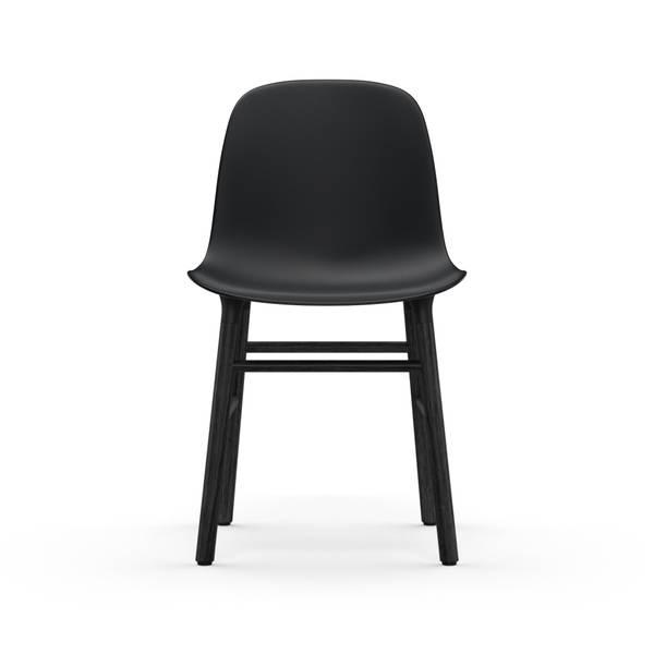 Bilde av Form Chair Black Oak - Black
