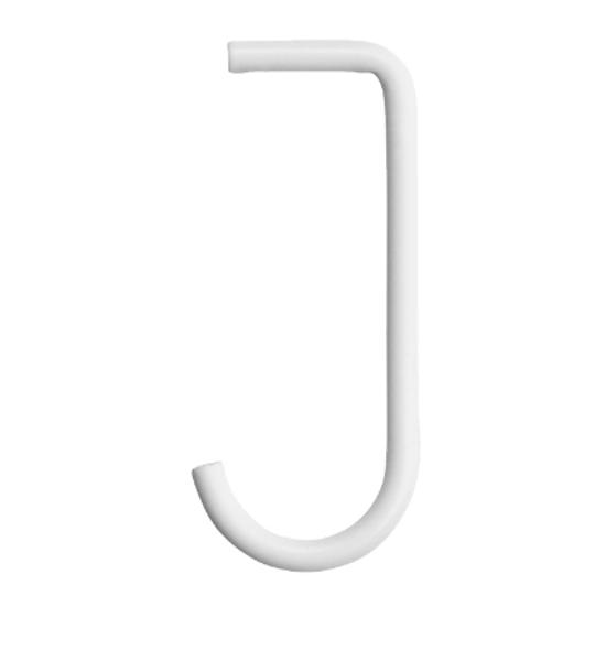 Bilde av String kroker 5-pk - Hvit