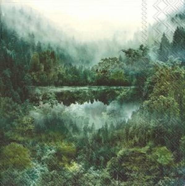 Bilde av Servietter - Magic Forest