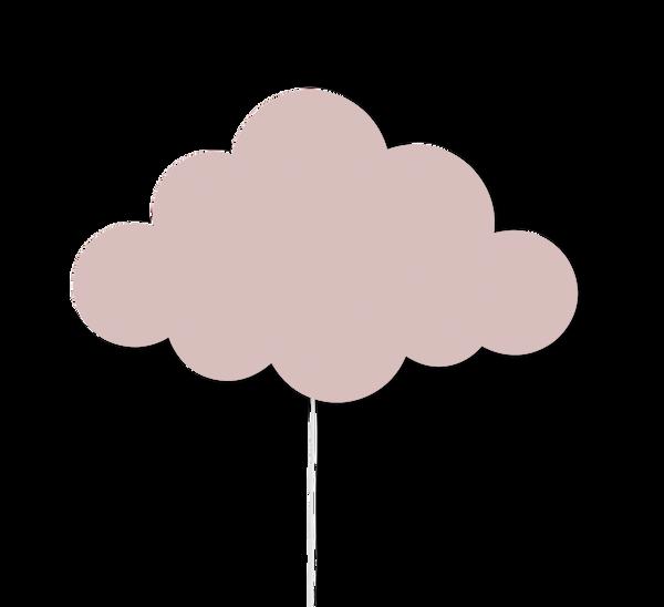 Bilde av Cloud lampe - Rose