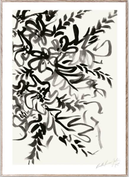 Bilde av Writing - 50 x  70 cm
