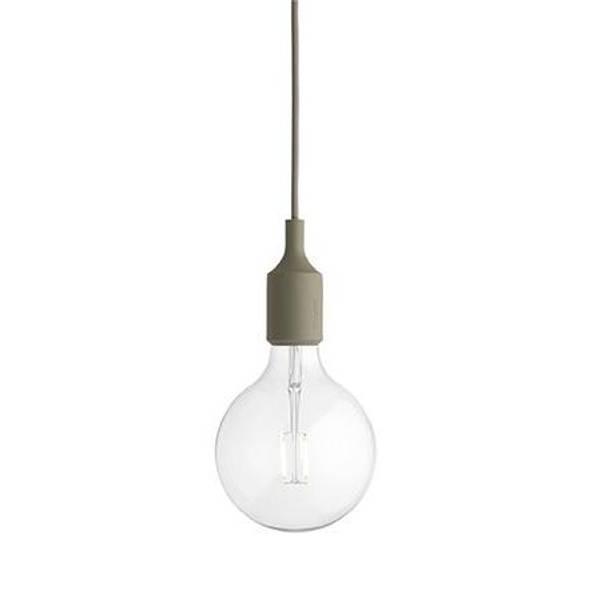 Bilde av E27 Lampe - Oliven