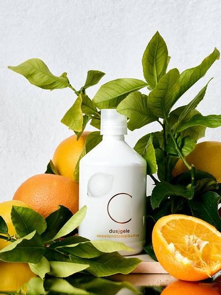 Bilde av C Soaps Dusjgelé - Appelsinblomst & sitrus