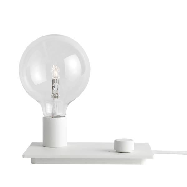 Bilde av Control bordlampe - Hvit