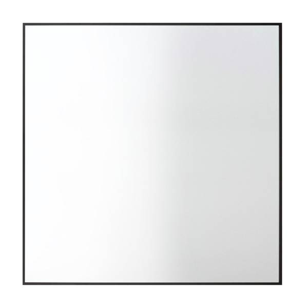 Bilde av View speil 70 cm x 70 cm - Svart