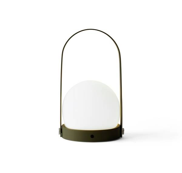 Bilde av Carrie LED lamp - Oliven