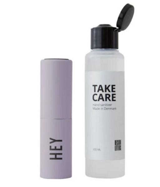 Bilde av Design Letters Håndsprit Lavendel - Hey