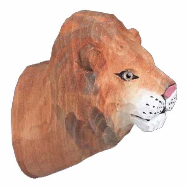 Bilde av Ferm Living Hand-carved Hook - Løve