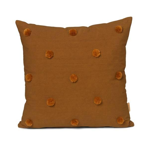 Bilde av Ferm Living Dot Tufted Cushion - Sugar Kelp