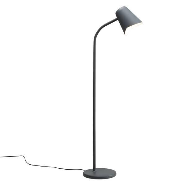 Bilde av Me gulvlampe grå