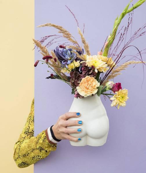 Bilde av ByOn Vase Nature