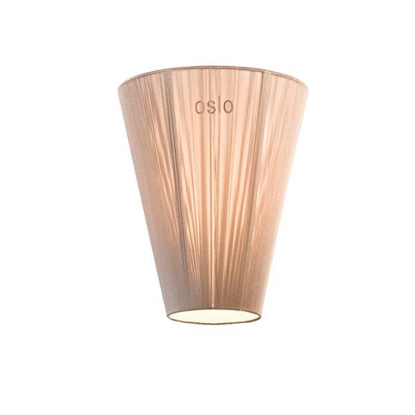 Bilde av Oslo wood lampeskjerm - Beige