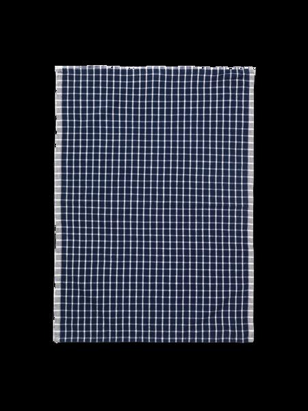 Bilde av Ferm Living Hale tea towel - Blue