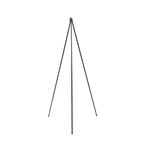 Bilde av Oslo wood gulvlampe stativ - Svart