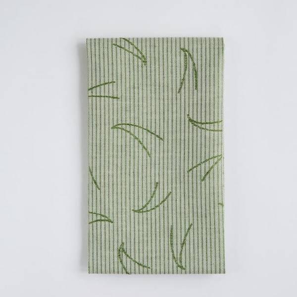 Bilde av Kjøkkenhåndkle Pine Needle - Grønn