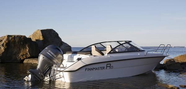 Bilde av Finnmaster R5 M/Yamaha F70HK