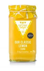 Bilde av Cottage Delight Classic Lemon Curd