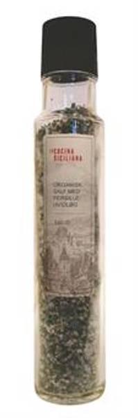 Siciliansk Saltkvern m/Persille/Hvitløk 250g