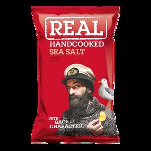Bilde av REAL CRISPS SEA SALT