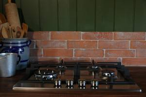 Bilde av Gasstopp Proline - rustfri, 4 bluss, 60cm