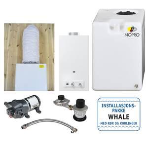 Bilde av Whale Vannpakke - 12 volt/ gass