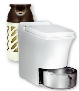 Bilde av Cinderella Gass Toalett