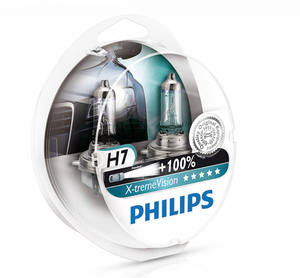 Bilde av Phillips X-tremeVision +130%