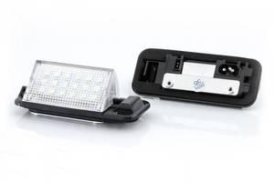 Bilde av LED skiltlys sett (BMW E36)
