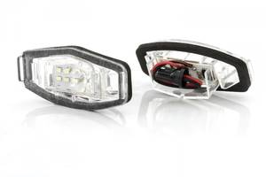 Bilde av LED skiltlys sett (Honda T1)