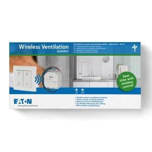 Bilde av xComfort Wireless Ventilation