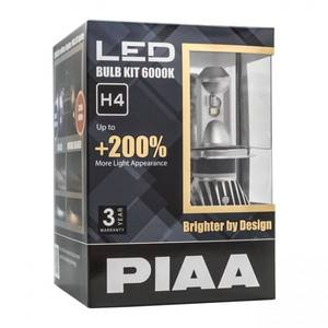 Bilde av H4 | PIAA Gen2 LED