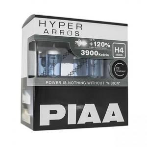 Bilde av PIAA Hyper Arros H4 +120%