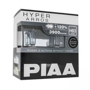 Bilde av PIAA Hyper Arros HB3 +120%