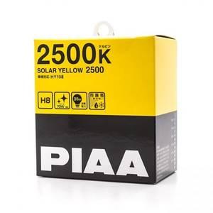 Bilde av PIAA H8 2500K Solar Yellow