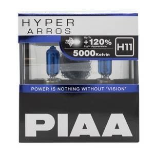 Bilde av H11 | PIAA HYPER ARROS 5000K