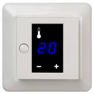 Bilde av RS display termostat 3200W PH