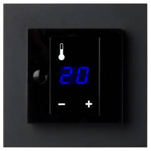 Bilde av Plus display termostat 3200W