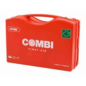 Bilde av Førstehjelpskoffert Snøgg® Combi